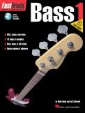 Fast Track Bass 1 (Bk/Cd)