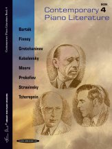 Contemporary Piano Literature Bk 4