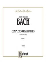 Complete Organ Works Vol 1