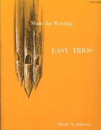 MUSIC FOR WORSHIP EASY TRIOS
