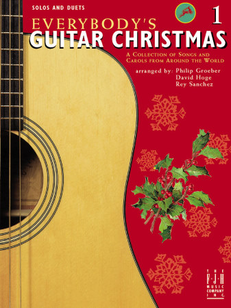 Everybody's Guitar Christmas 1