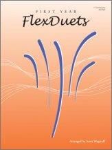 First Year FlexDuets - Bass Clef Instruments