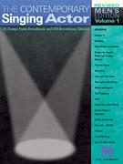 Contemporary Singing Actor Vol 1 (Men's)