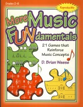 More Music Fundamentals