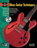 Basix Blues Guitar Techniques (Bk/Cd)
