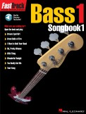 Fast Track Bass 1 Songbook (Bk/Cd)