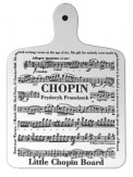 Chopping Board: Little Chopin Board