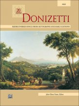 20 SONGS DONIZETTI