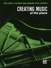 Creating Music At The Piano Bk 4