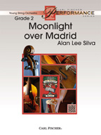 Moonlight Over Madrid