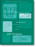 FESTIVAL HYMNS SET 3 GENERAL (W/ORGAN)