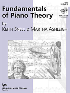 Fundamentals of Piano Theory 1
