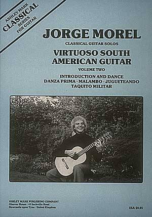 Virtuoso South American Guitar Volume 2