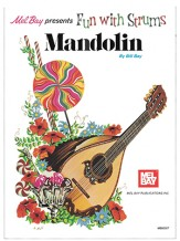 Easy Songs For Mandolin (Bk/Cd)