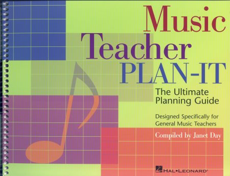 MUSIC TEACHER PLAN-IT