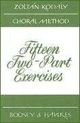 FIFTEEN TWO-PART EXERCISES
