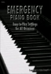 Emergency Piano Book