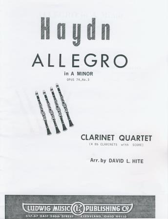 Allegro In A Minor