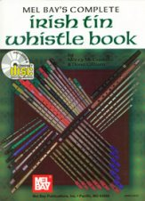 Complete Irish Tin Whistle Book (Bk/Cd)