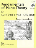 Fundamentals of Piano Theory Lev 4 Answ
