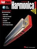 Fasttrack Harmonica Method Bk 1/CD