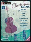 Jazz Play Along V072 Classic Jazz Ballad