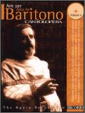 Arias For Baritone Vol 4 (Bk/Cd)