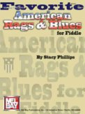 Favorite American Rags & Blues For Fiddl