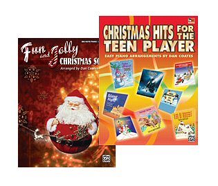 Dan Coates All-New Christmas Hits Packet
