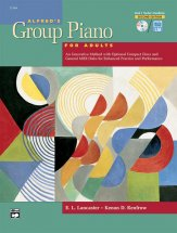 Group Piano For Adults (Teacher's)