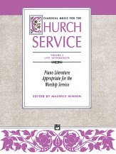 Classical Music For The Church Service 3