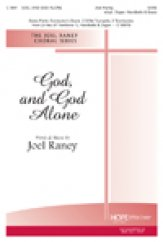 God and God Alone