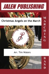 Christmas Angels On The March