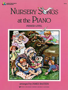 Nursery Songs At The Piano Primer Level