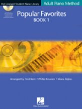 Popular Favorites Bk 1 (Bk/Cd)