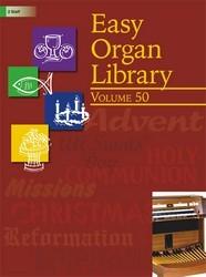 EASY ORGAN LIBRARY VOL 50