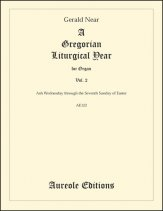 Gregorian Liturgical Year Vol 2