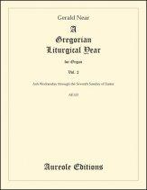 GREGORIAN LITURGICAL YEAR VOL 2