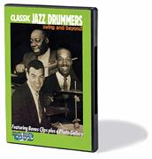 Classic jazz drummers sheet music sku 00320318 for Classic jazz house
