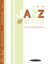 Jazz & Blues Bk 5 & 6