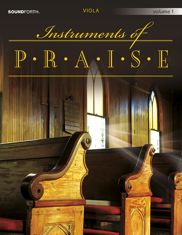 Instruments of Praise, Vol. 1: Viola - Score and insert