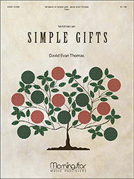 VARIATIONS ON SIMPLE GIFTS