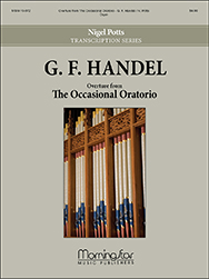 OVERTURE FROM THE OCCASIONAL ORATORIO