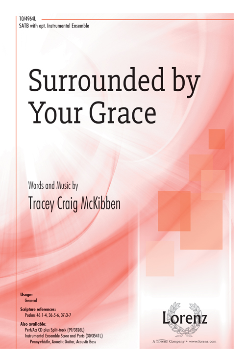 Surrounded By Your Grace Sheet Music by Tracey Craig