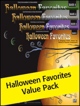 Halloween Favorites Value Pack 2012