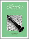 Classics For Clarinet Quartet, Volume 2 - 2nd Bb Clarinet