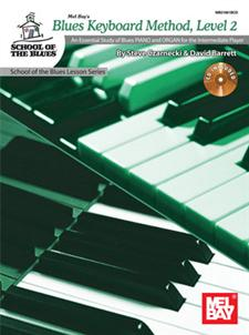 Blues Keyboard Method Level 2 (Bk/Cd)