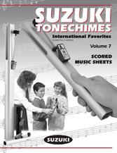 Suzuki Tonechimes, Volume 7: International Favorites: Guitar 5