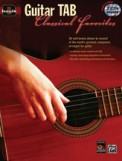 Guitar Tab Classical Favorites (Bk/Cd)