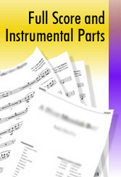 Our Dwelling Place - Instrumental Score and Parts